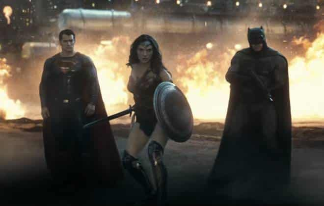 Confira o 2º trailer de 'Batman vs Superman'