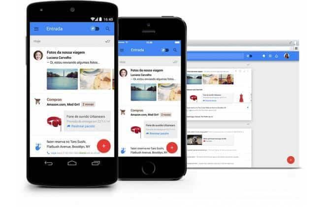 Por que o Google quer que você troque o Gmail pelo Inbox