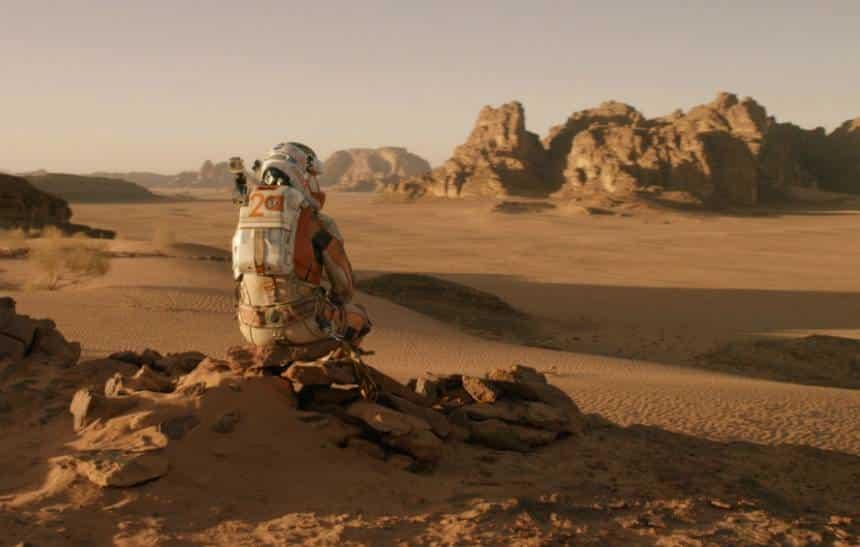 Veja todas as maneiras que Marte tem para matar os astronautas humanos