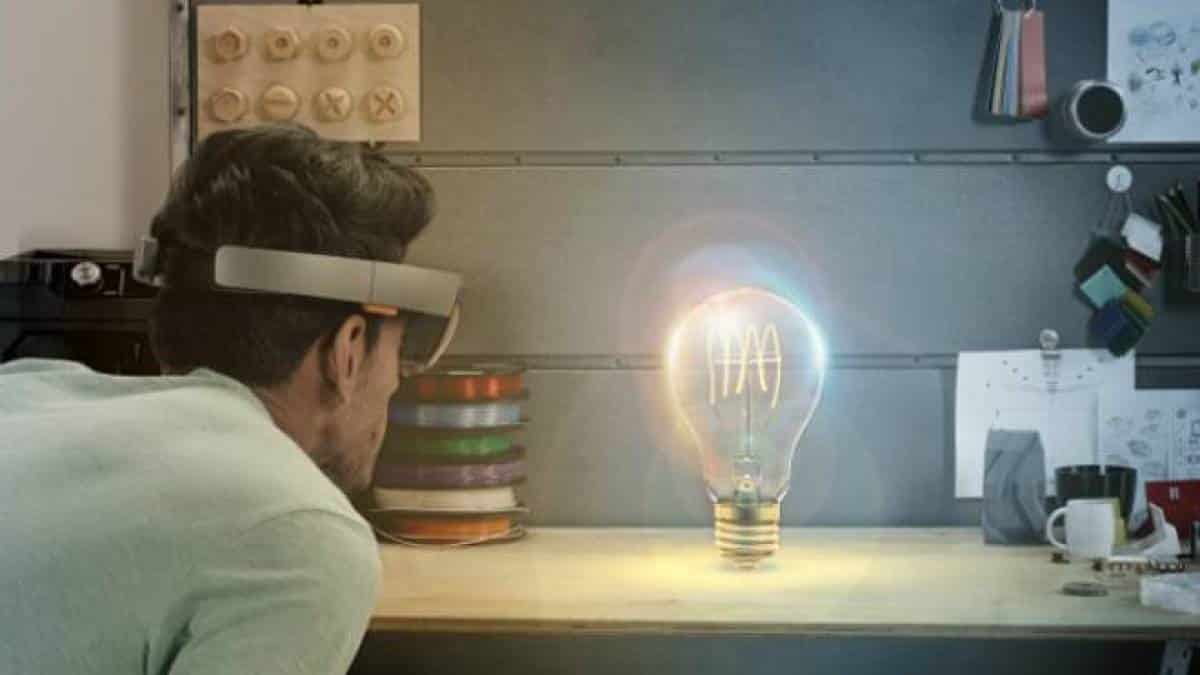 Microsoft HoloLens Share Your Idea