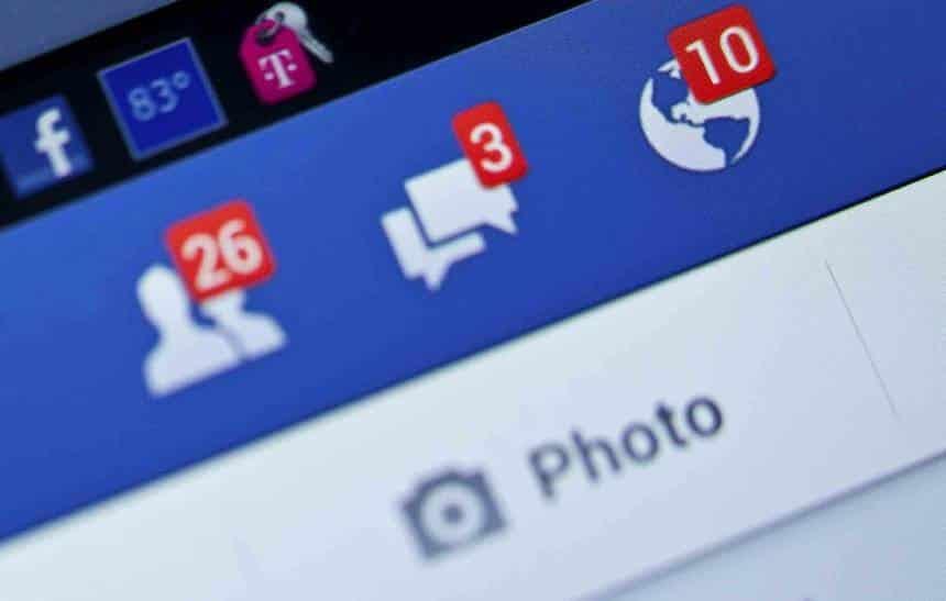 O que fazer se você esquecer o Facebook aberto em algum lugar