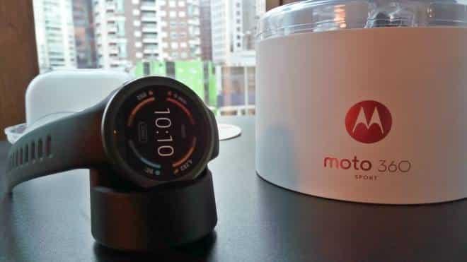 Novo Moto 360 chega ao Brasil