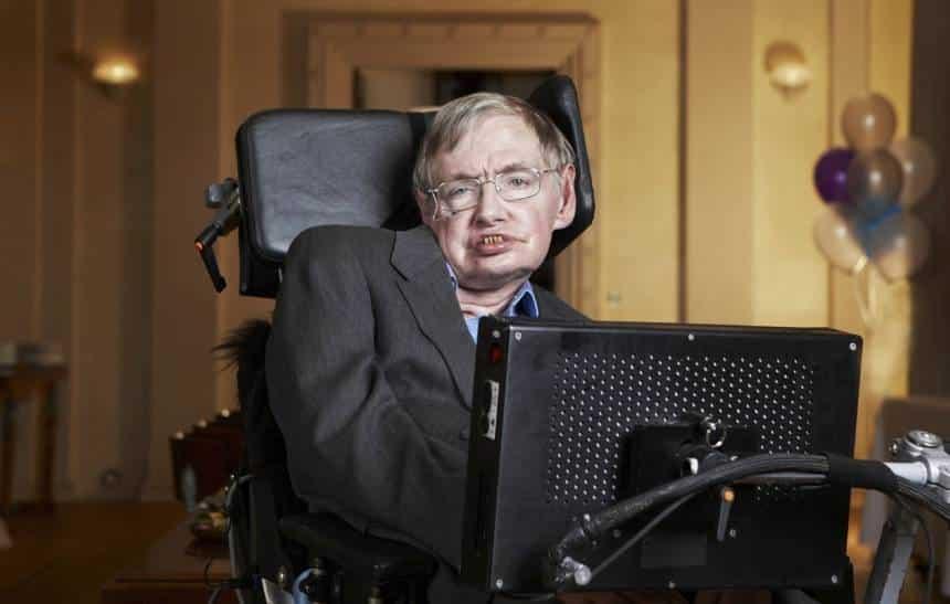 Stephen Hawking diz que humanidade vai destruir o mundo em até 10 mil anos