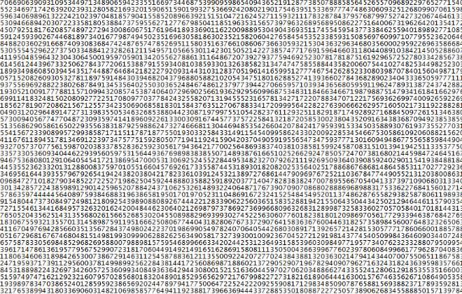 Entenda por que os números primos são importantes nos dias atuais