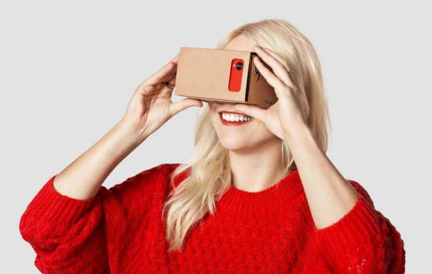 Google prepara �culos de realidade virtual que funcionam de forma independente