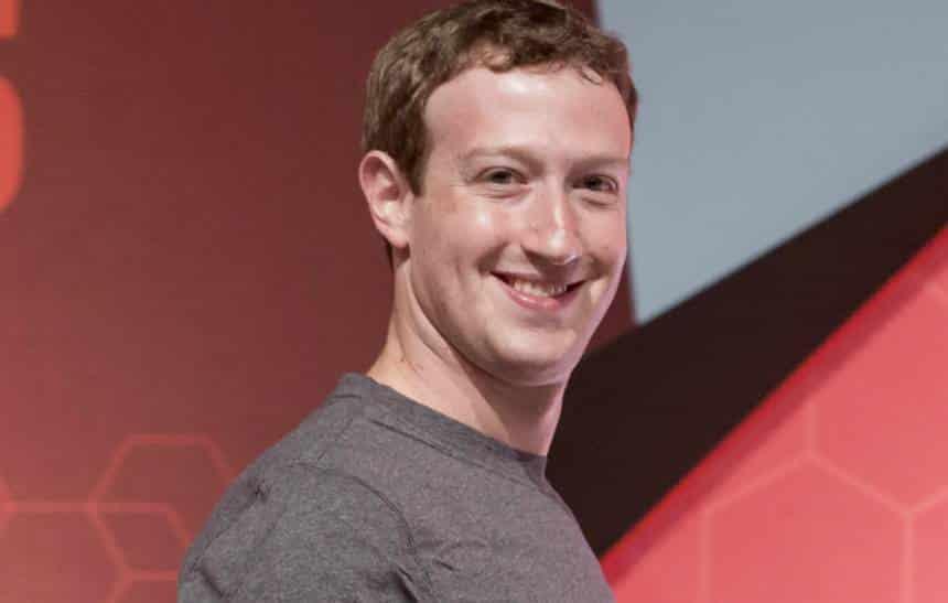 Investidores temiam que CEO do Facebook quisesse ser presidente dos EUA