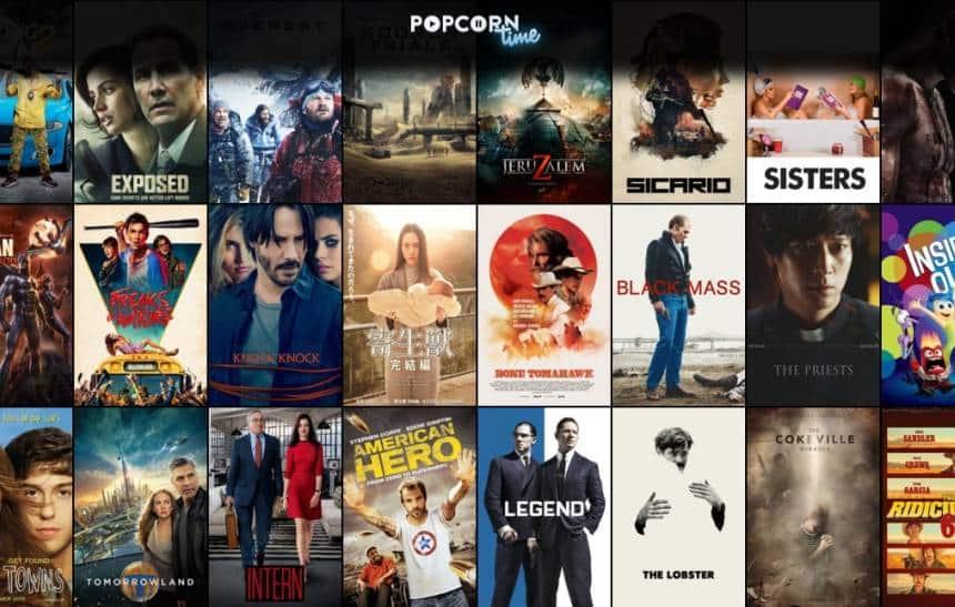 Popcorn Time, o 'Netflix pirata', volta a funcionar no browser