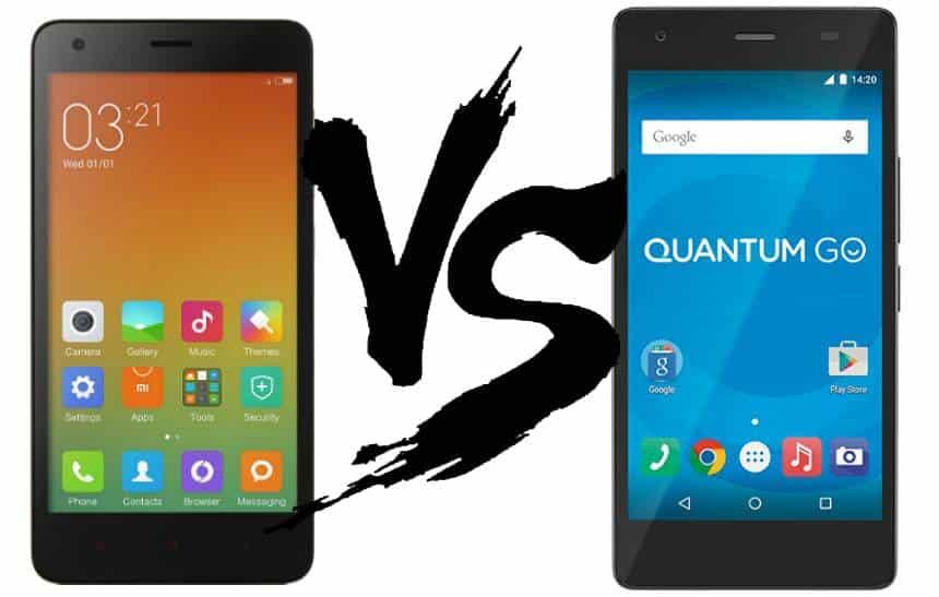 Redmi 2 Pro ou Quantum GO 4G: qual � o melhor? Veja o comparativo