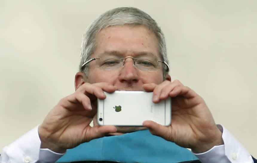 Apple pode acrescentar mais um bot�o aos seus dispositivos