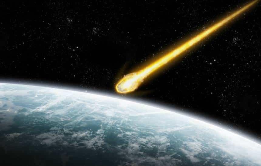 Indiano pode ser a primeira v�tima de um meteorito na hist�ria
