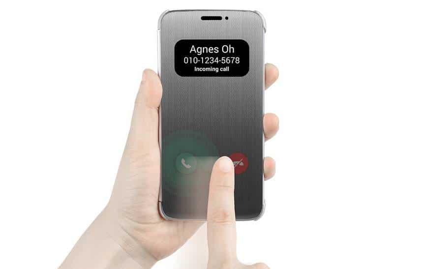 LG apresenta capinha do G5 antes de lan�ar o smartphone