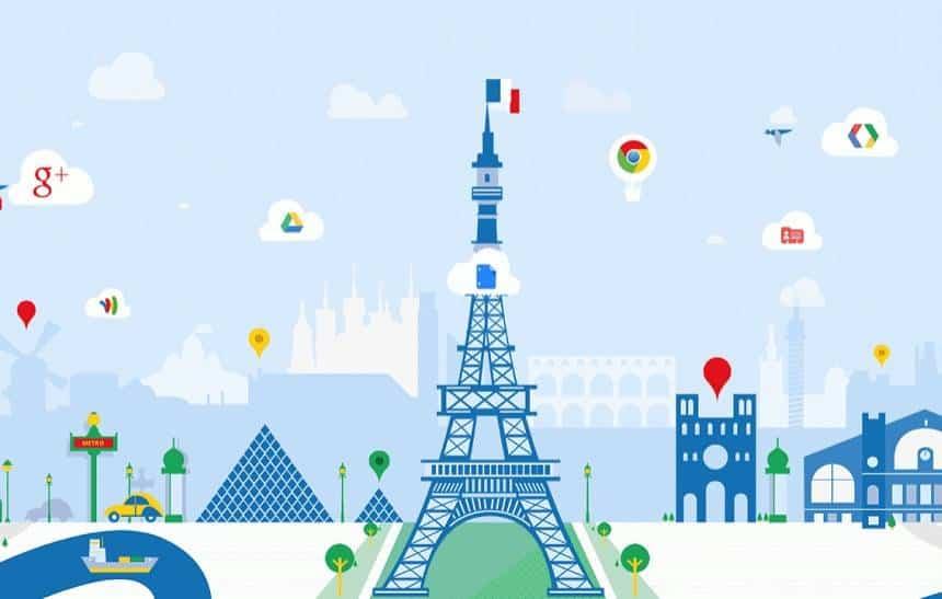 Fran�a descarta possibilidade de acordo tribut�rio com Google