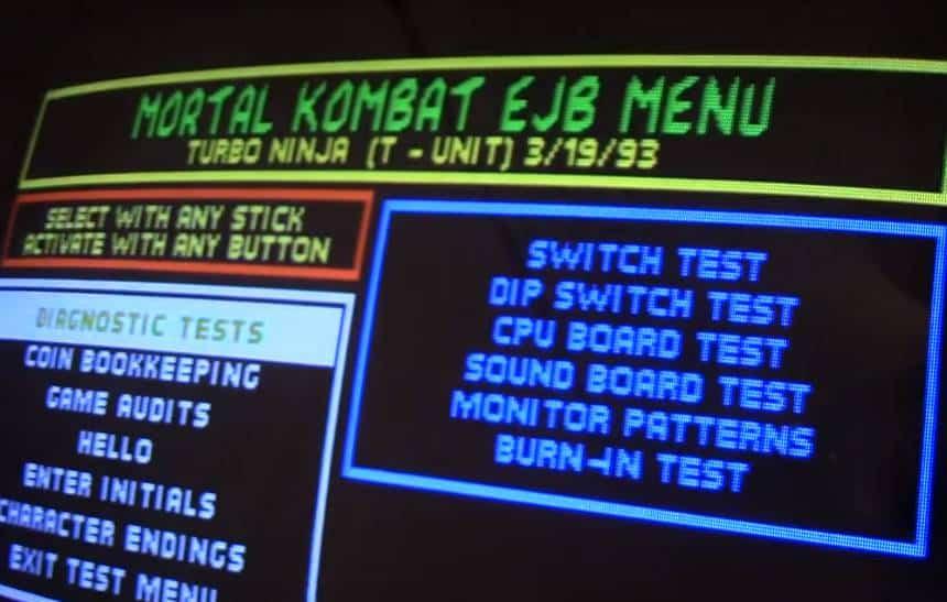 Menu secreto é encontrado em Mortal Kombat mais de 20 anos após lançamento