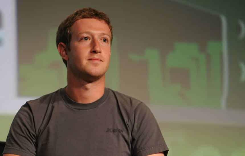 Mark Zuckerberg prev� computadores mais perceptivos que humanos em 10 anos