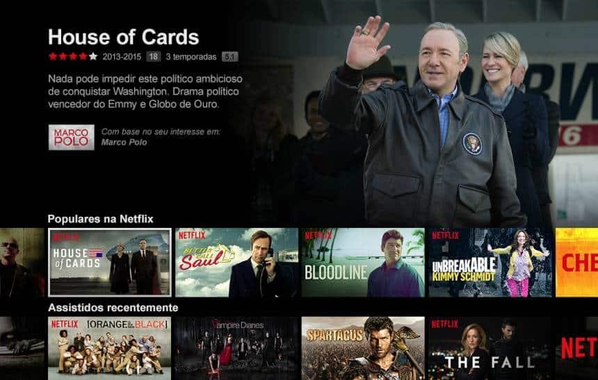 Netflix mostra como escolhe as imagens para representar seus filmes e s�ries