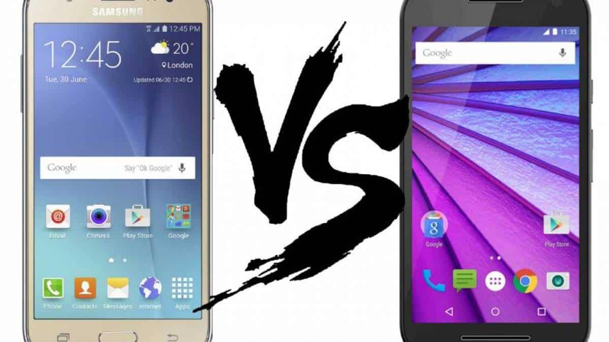421e110477 Moto G 2015 ou Galaxy J5  qual é a melhor escolha  Veja no comparativo