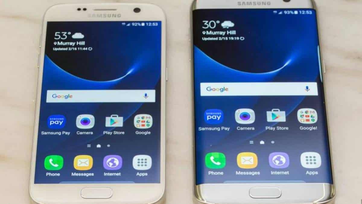 30a71759e Samsung dá desconto de até R  2.400 na troca do seu celular por um Galaxy S7