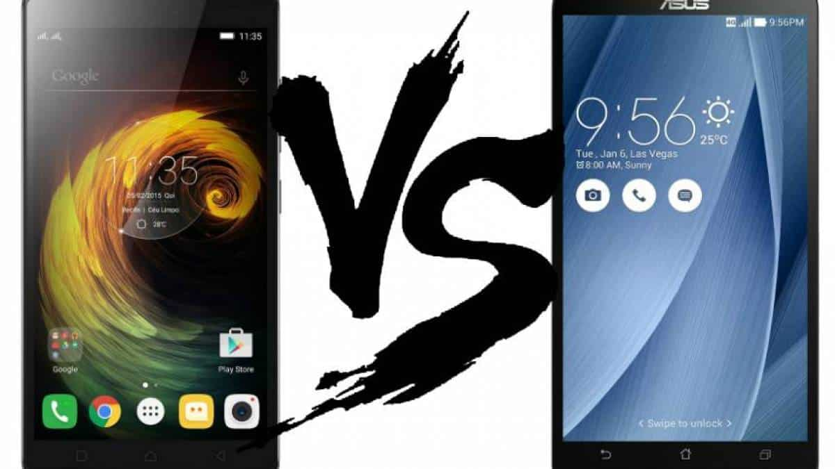 226e0deaf Lenovo Vibe A7010 ou Zenfone 2  Comparamos os dois intermediários
