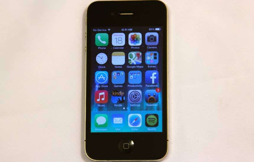 Tem iPhone 4? Saiba quanto custa trocar por um modelo mais novo e seguro