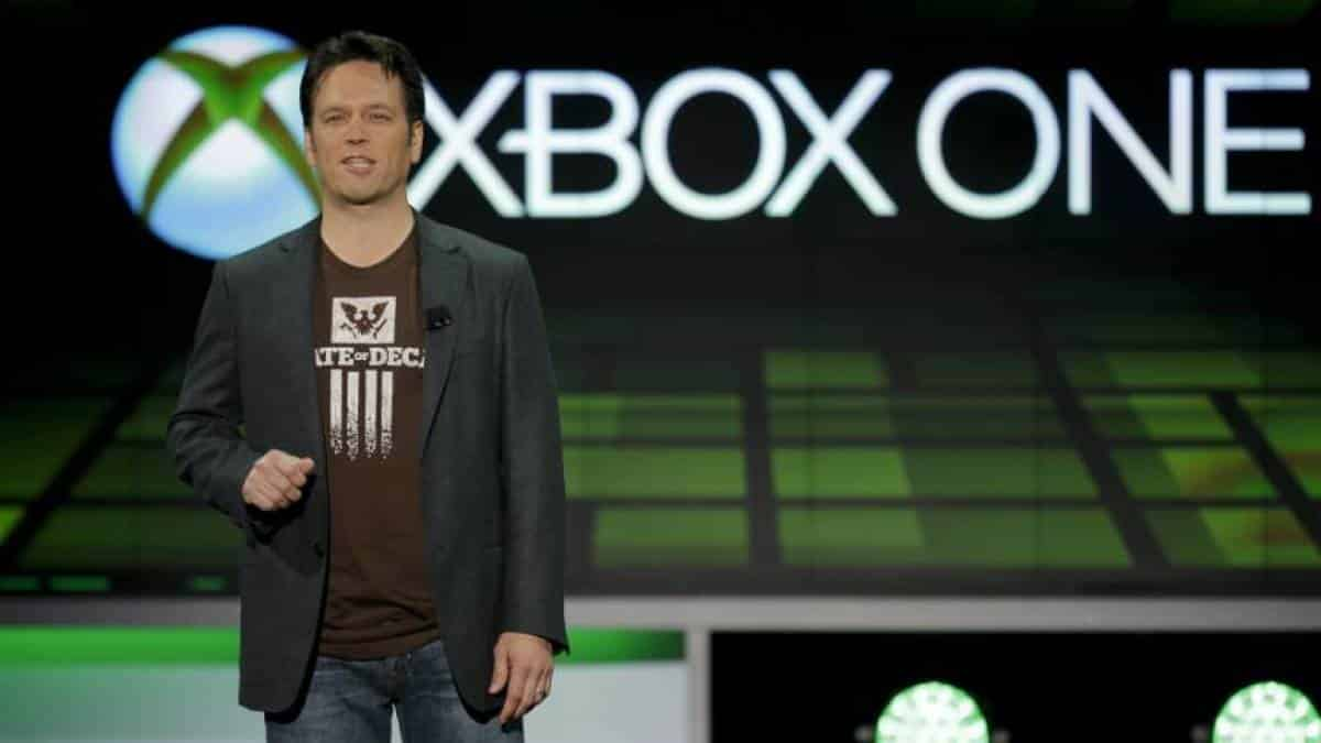 xbox one phil spencer