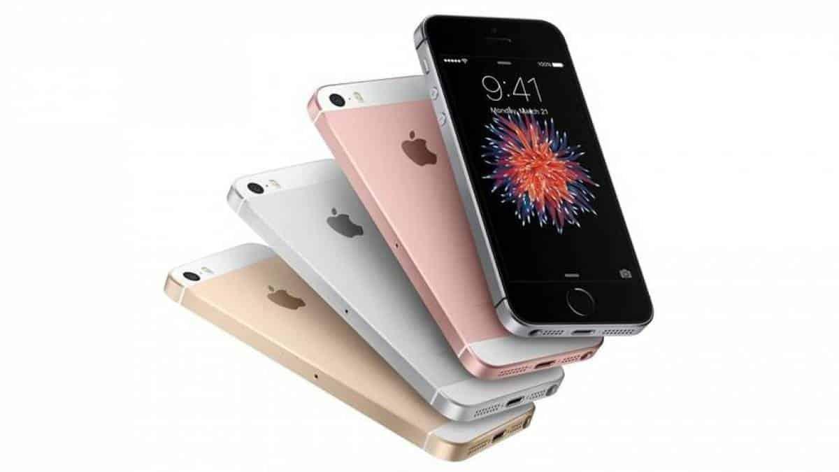 21c684c8bd6 iPhone SE usa diversos componentes de modelos antigos da Apple