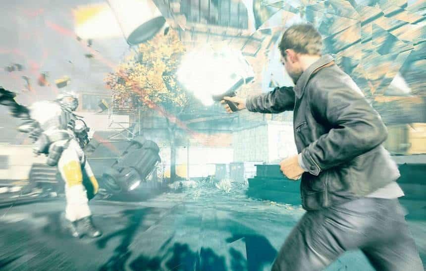 Jogamos Quantum Break: narrativa instigante complementada por a��o fren�tica