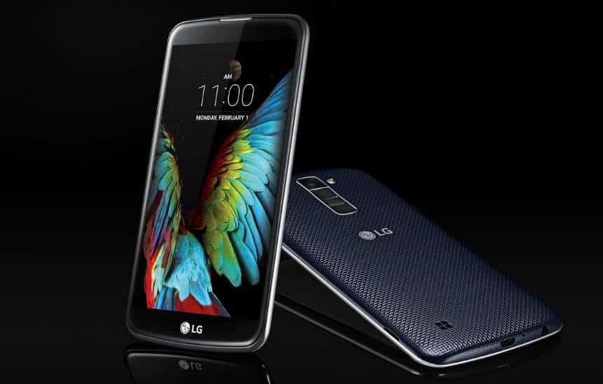 Testamos o K10, o novo smartphone intermedi�rio da LG