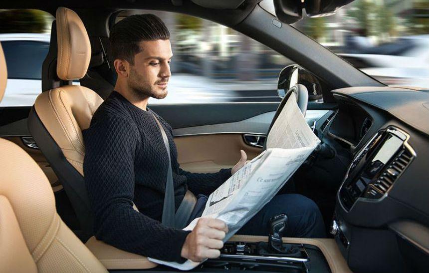 Intel compra startup de tecnologia de navega��o de carros aut�nomos