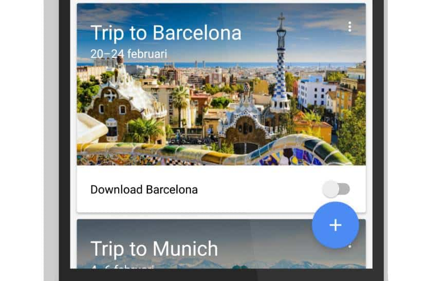 Google testa aplicativo voltado para viagens