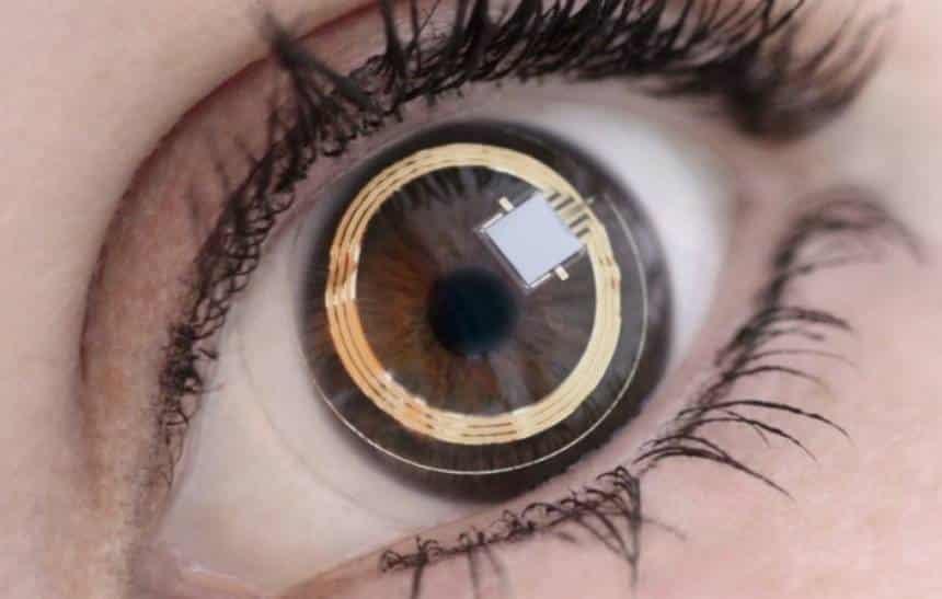 Google desenvolve dispositivo implantável no globo ocular