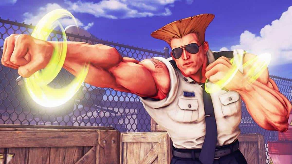 Guile, Street Fighter