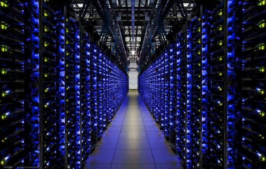 Conhe�a o que h� de mais tecnol�gico no mundo dos servidores