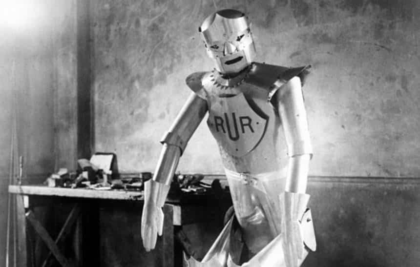 Conheça Eric, um dos primeiros robôs humanoides da história
