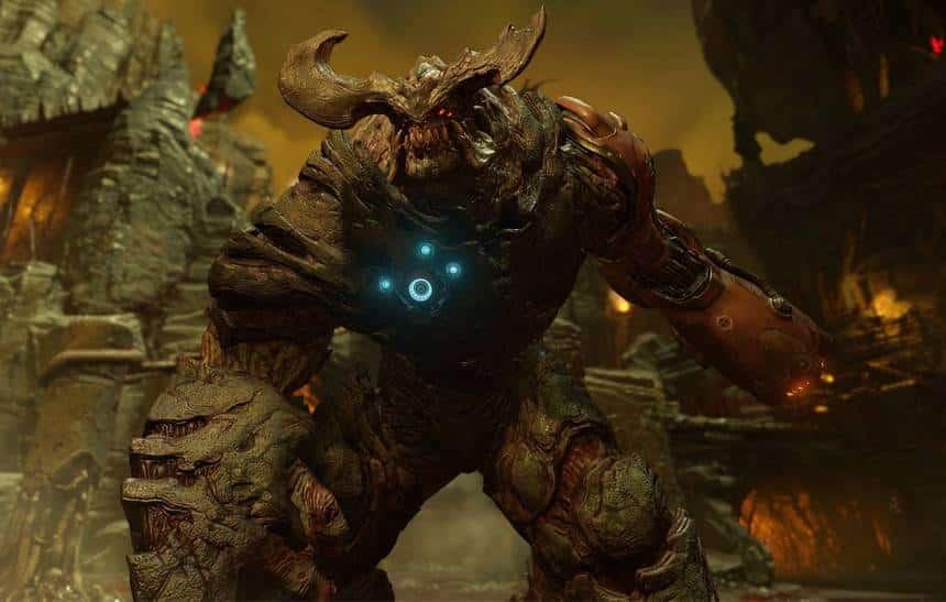 Trilha sonora de Doom chega aos servi�os de streaming