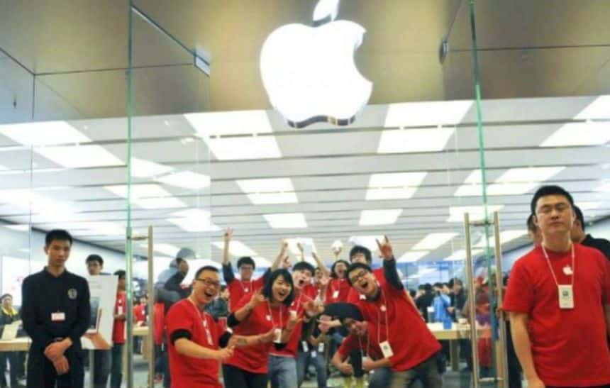 Apple cria seu primeiro data center na China