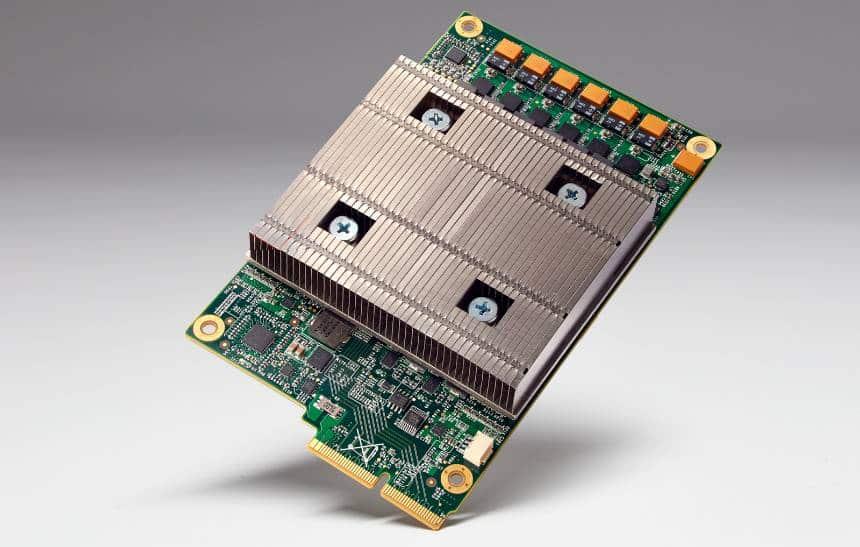 Google agora também produz seus próprios chips