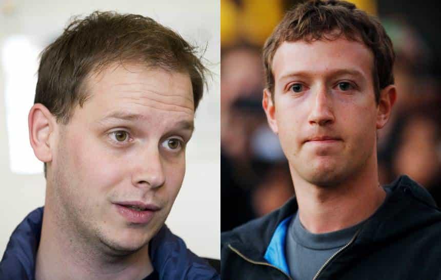 Mark Zuckerberg é um ditador do país Facebook, diz fundador do Pirate Bay