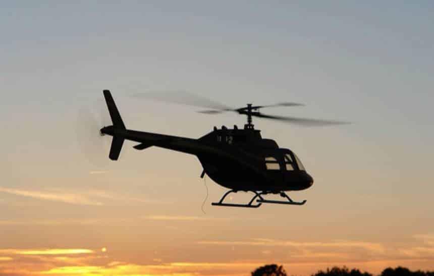 Empresa lan�a servi�o de 'Uber para helic�pteros' no Brasil