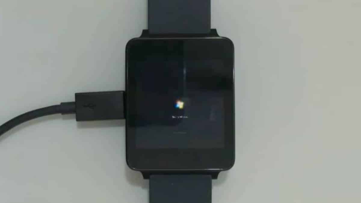 Windows 7 Android Wear