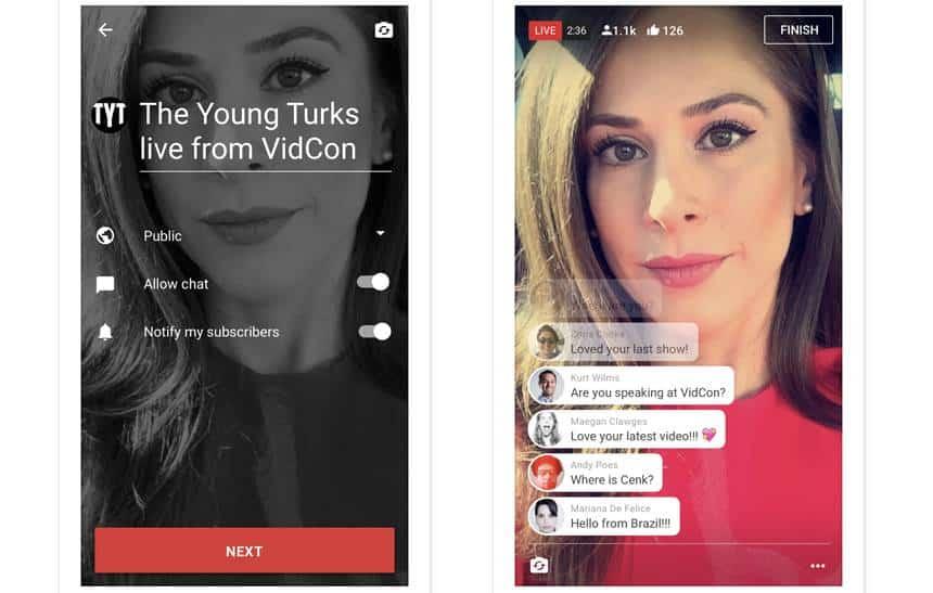 YouTube finalmente permitirá transmissões ao vivo pelo smartphone