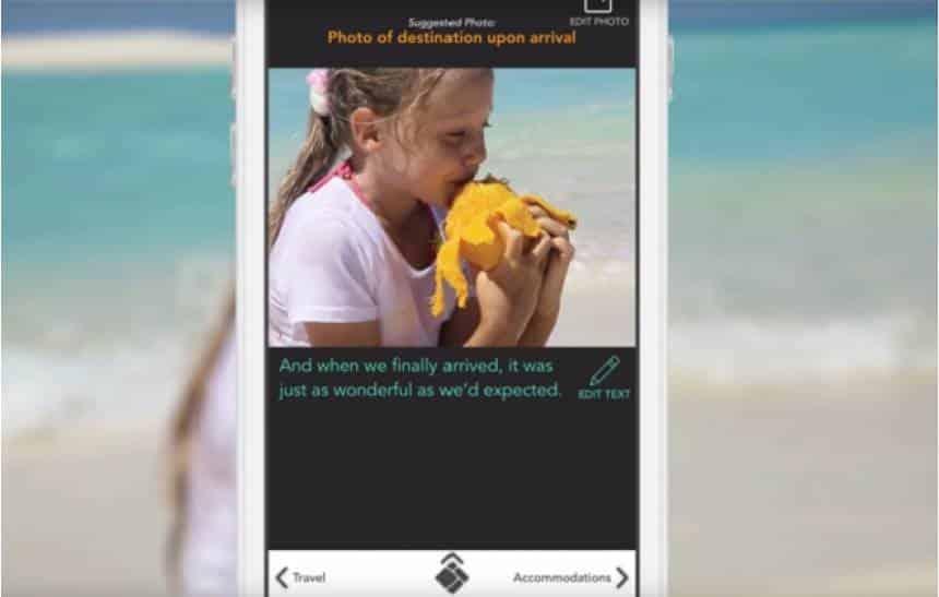 App transforma suas fotos em álbum personalizado