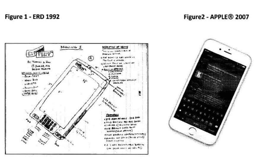 Homem diz ter criado iPhone em 1992 e abre processo bilionário contra Apple