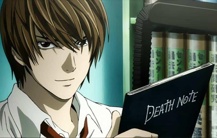 Netflix começa a produzir filme baseado no mangá 'Death Note'