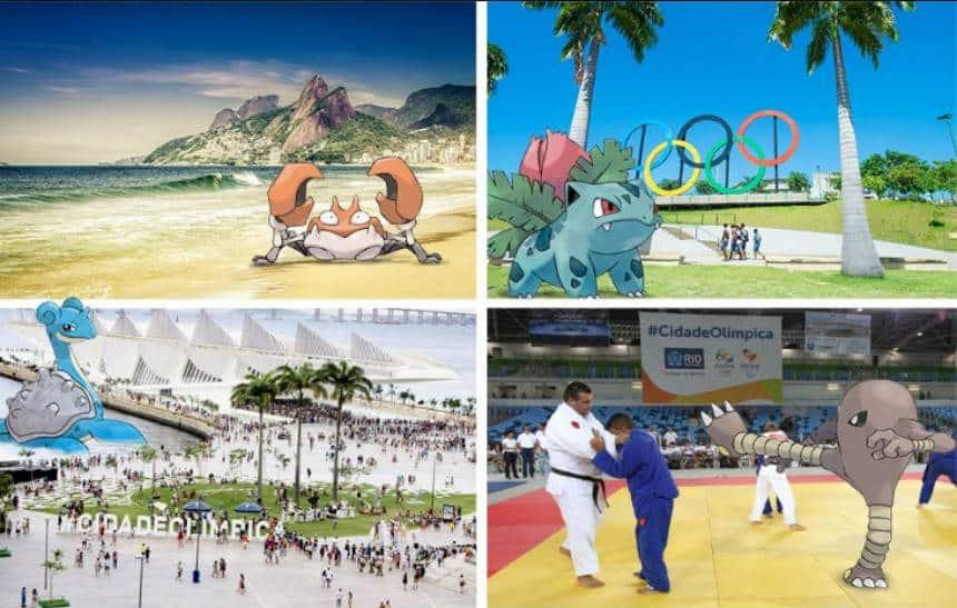 Prefeito do Rio de Janeiro pede Pokémon Go no Brasil antes das Olimpíadas