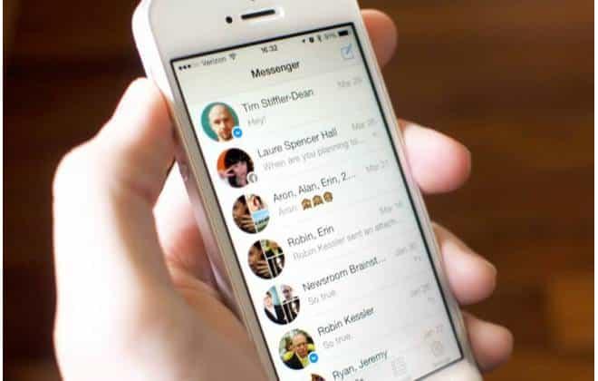 Bug no Messenger para iPhone não deixa usuários digitarem muitas palavras