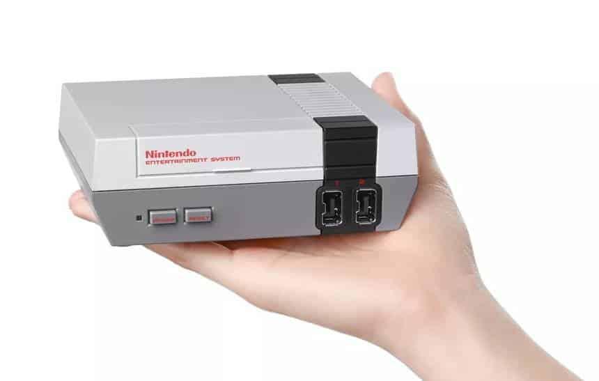Nintendo vai lançar nova edição do NES