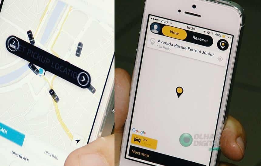 Cabify desafia dom�nio do Uber em SP; n�s comparamos os dois