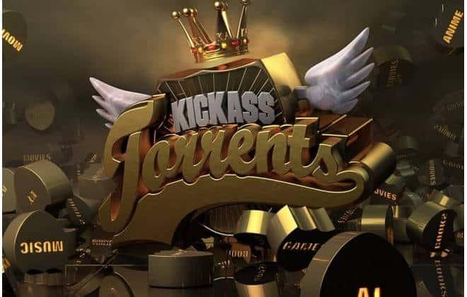 Kickass Torrents de volta