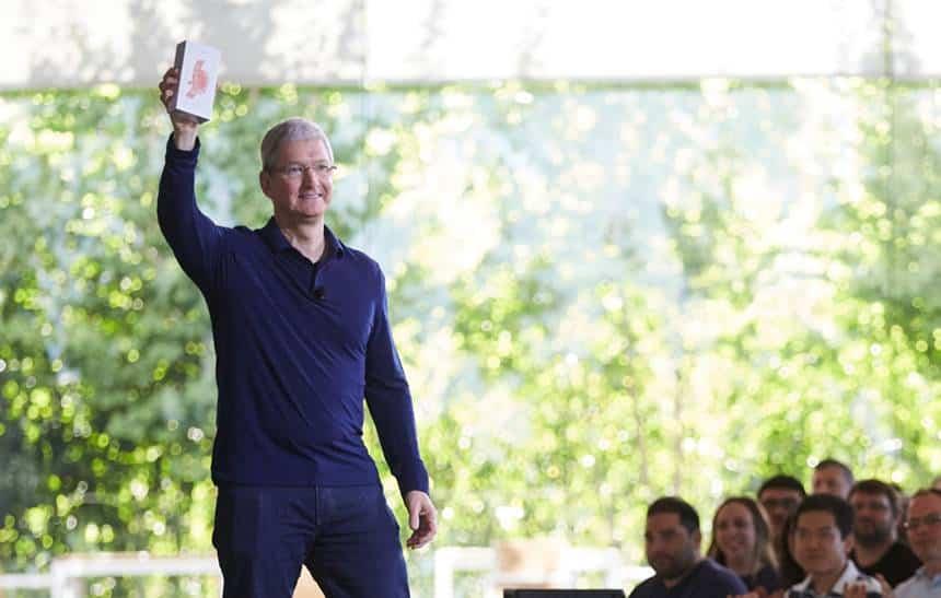 Apple confirma ter passado marca de 1.000.000.000 de iPhones vendidos