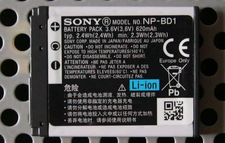 Sony come�a a negociar venda de sua divis�o de baterias